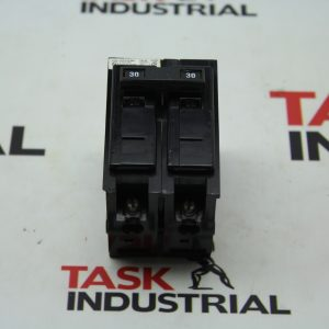 Cutler Hammer Circuit Breaker Type BA 2 Pole Unit LR 43556 30amps
