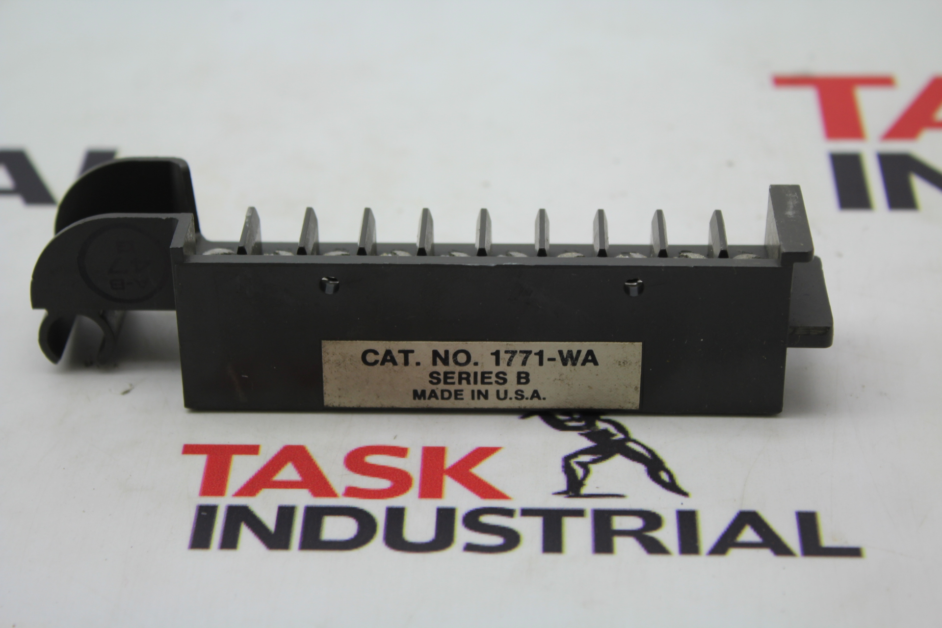 Allen-Bradley CAT NO. 1771-WA Swing Arm Terminal