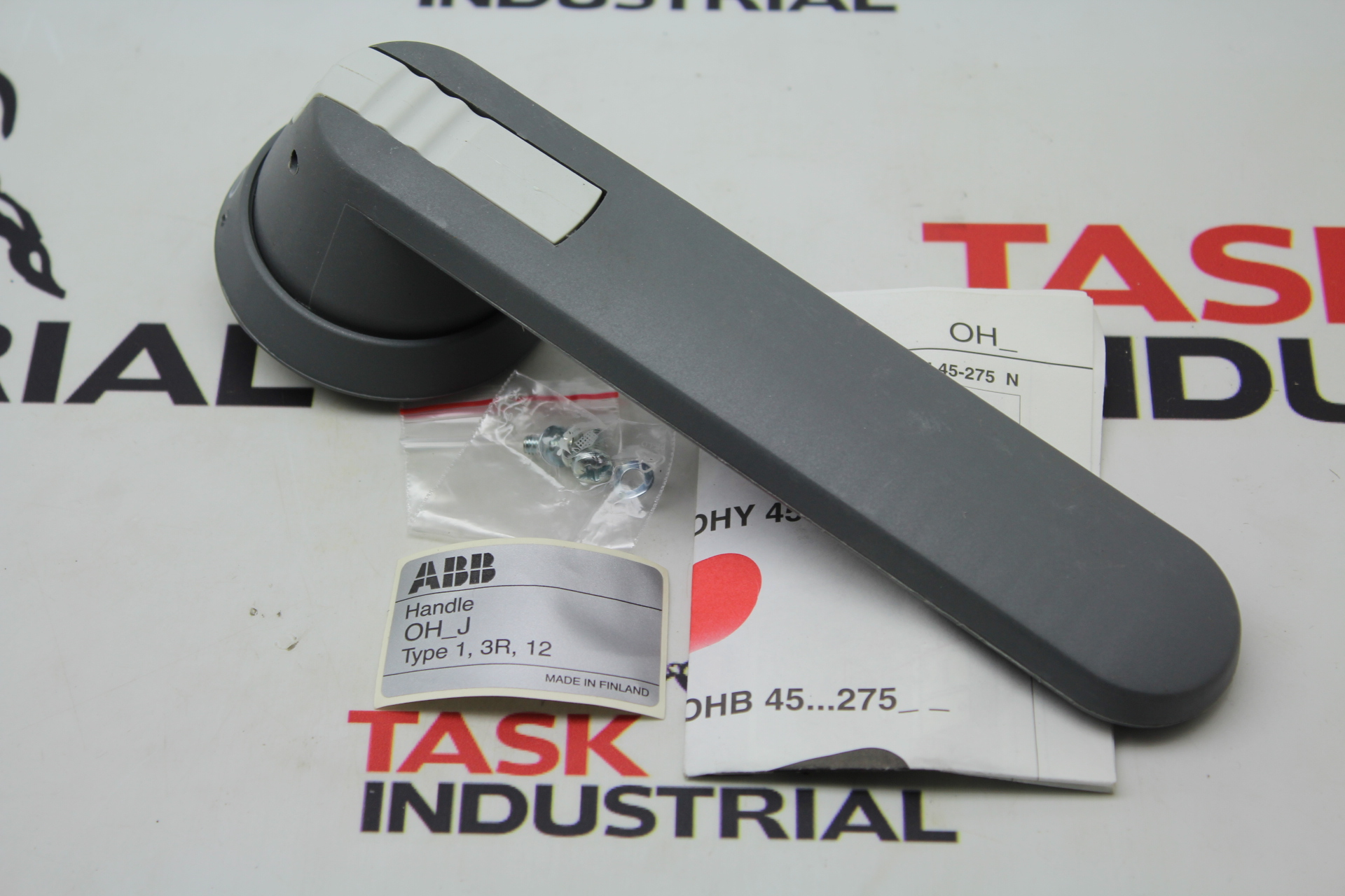 Abb Handle Oh J Type 13r 12 Electromagnetic Relay