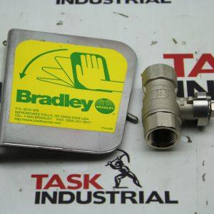 Bradley S30-087 Ball Valve/Handle Prepack