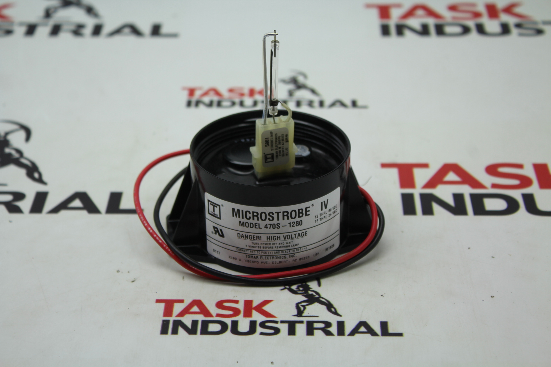 Tomar Electronics Microstrobe IV Model 470S-1280
