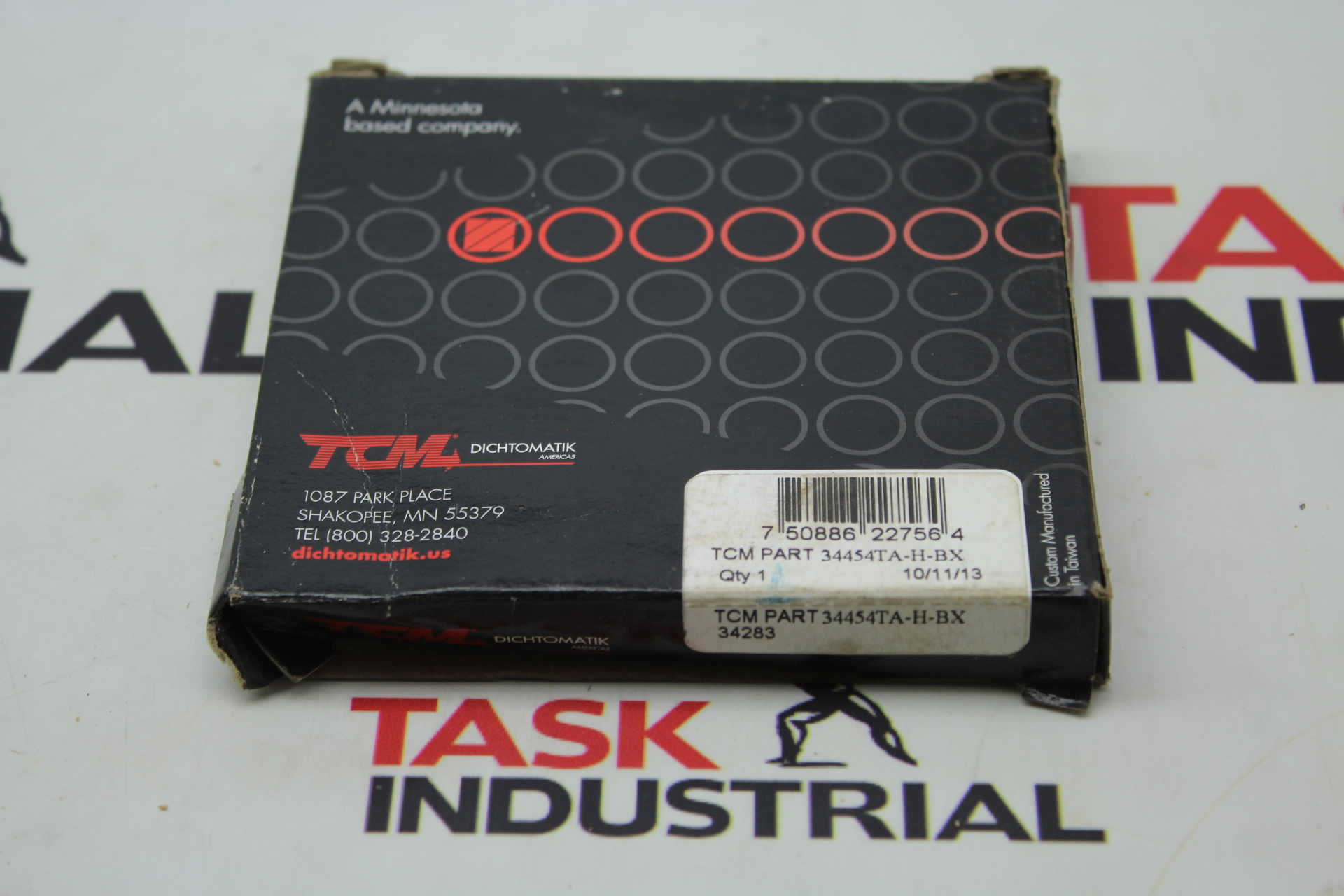 TCM Dichtomatik 34454TA-H-BX 34283 Seal
