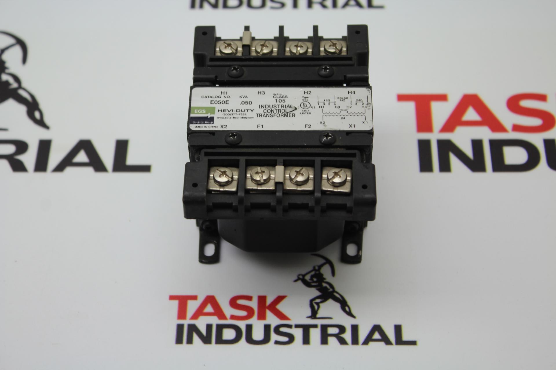 EGS Hevi-Duty Industrial Control Transformer E050E