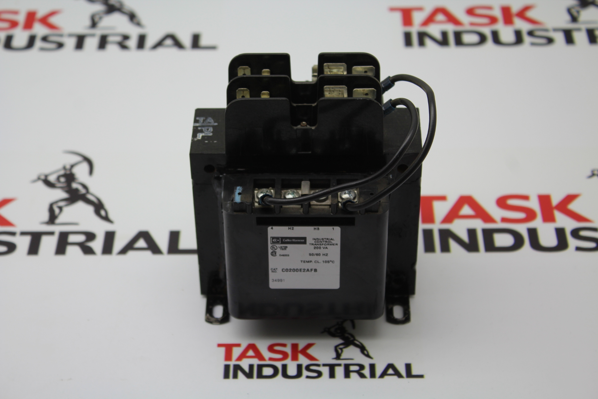 Cutler-Hammer Industrial Control Transformer C0200E2AFB