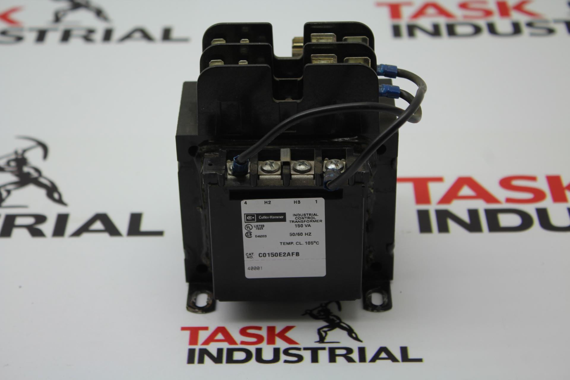 Cutler-Hammer Industrial Control Transformer C0150E2AFB