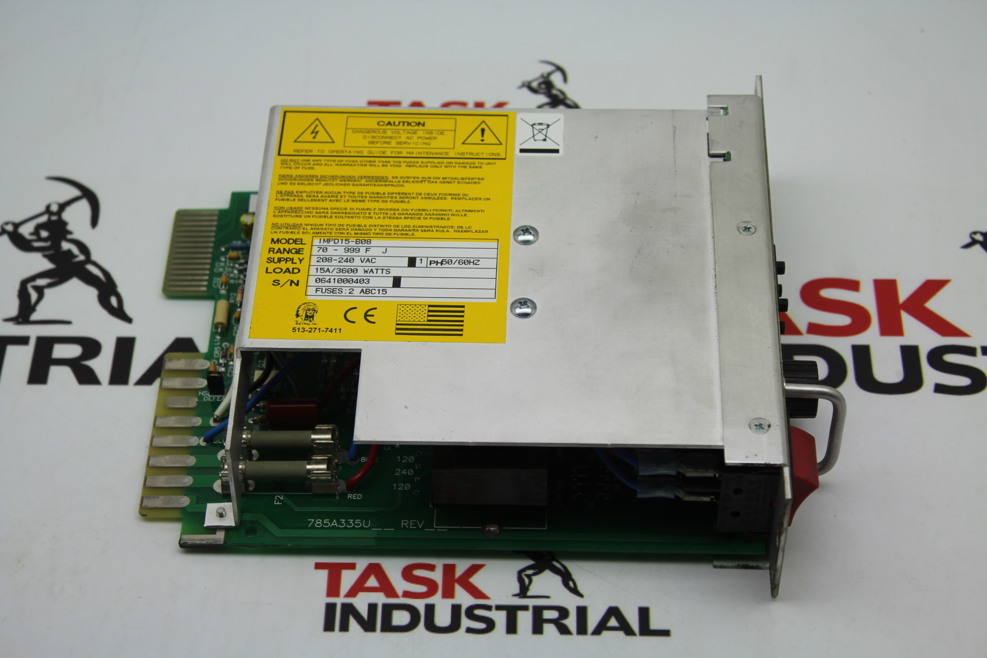 Big Chef IMPD15-B08 Power Supply