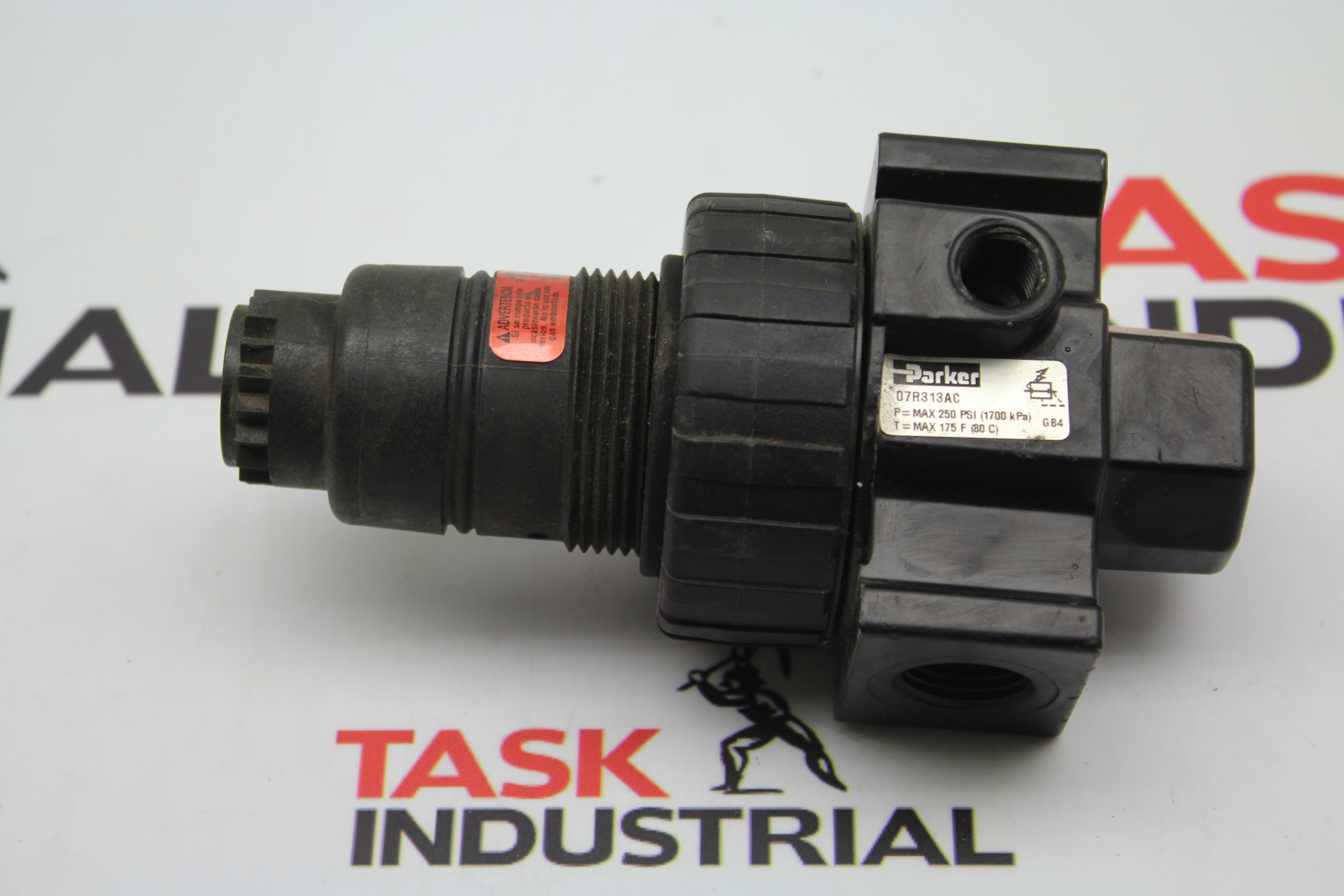 Parker 07R313AC Pressure Regulator