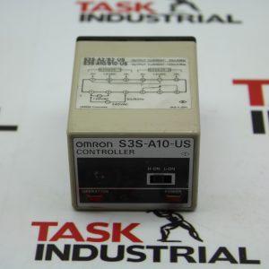 Omron S3S-A2/B2-US Dual Control Unit