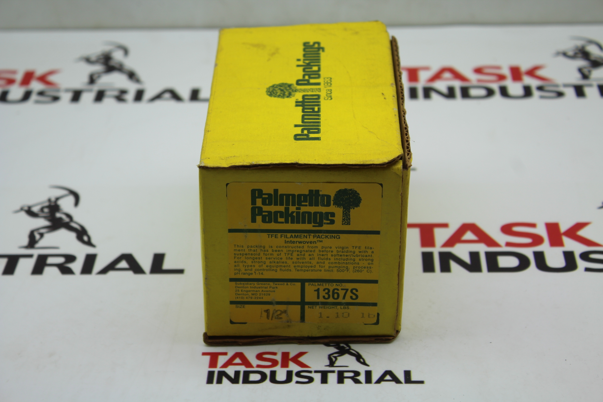 Palmetto Packings 1367S Size 1/2""