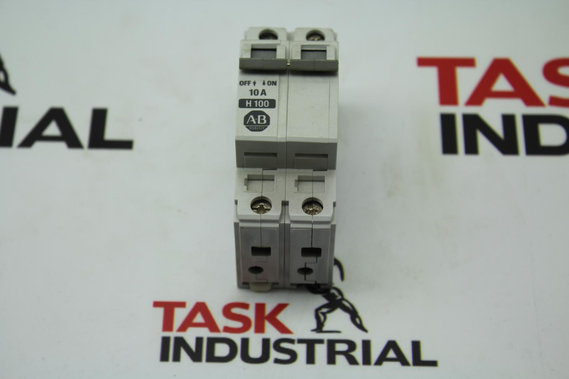 Allen-Bradley 10A H100 Circuit Breaker