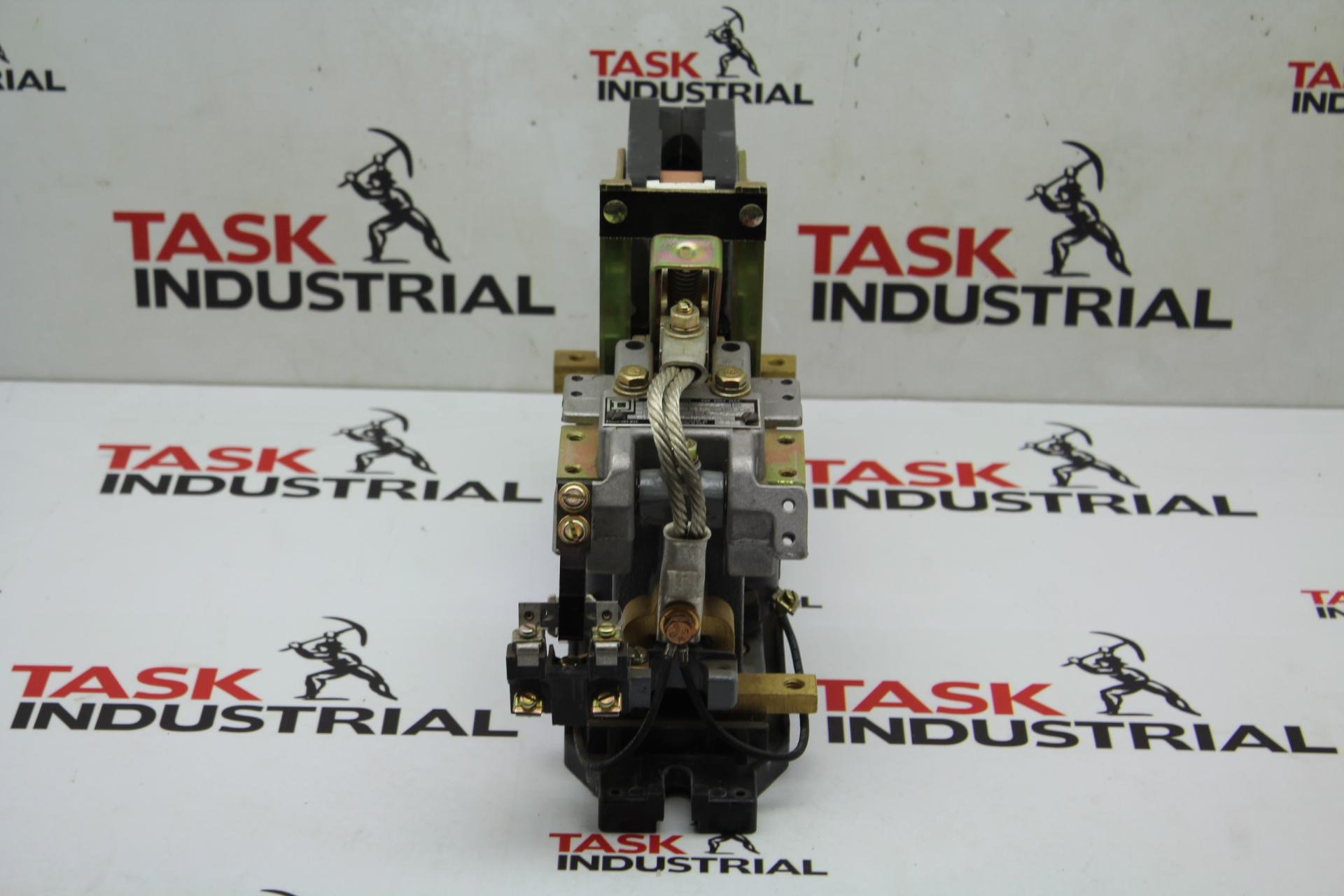 Square D Contactor TYPE MFO-1 Class 7004 Series A NEMA SIZE 3 100 AMP