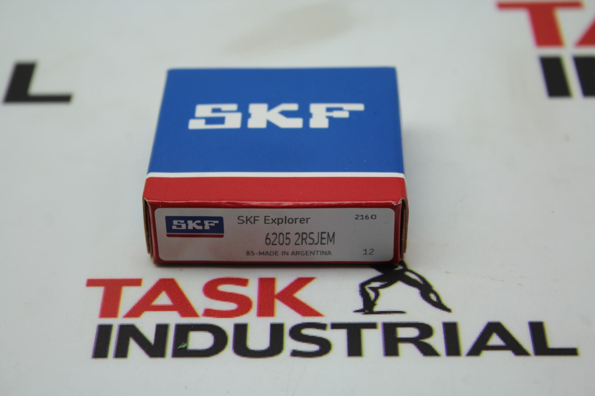 SKF Bearing 6205 2RSJEM
