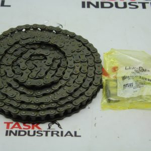Rexnord Link-Belt Roller Chain RC40 RIV 10FT. (3.05) 240 Pitches