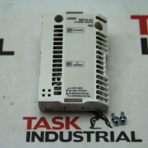 ABB TYPE: RETA-01 Ethernet Adaptor Rev. H