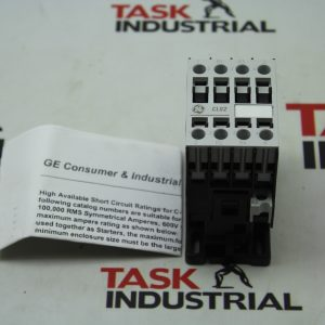 GE Contactor CAT NO. CL02AB00TN