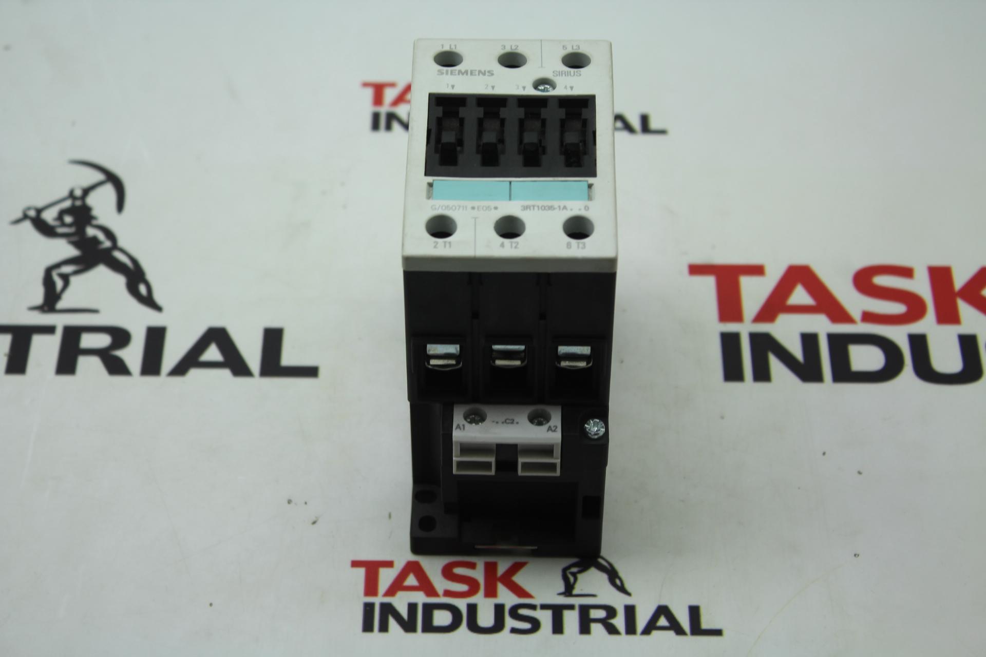 Siemens 3RT1035-1A Contactor