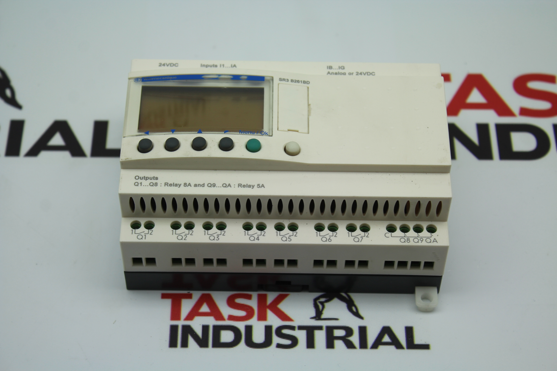 Schneider Electric SR3 B261BD Output Relay