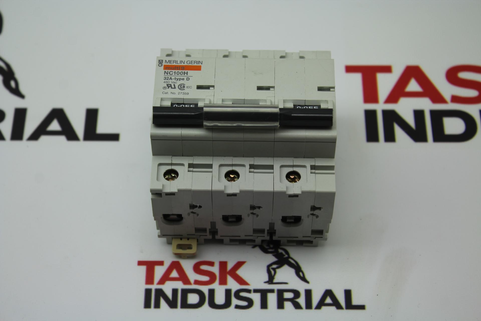 Merlin Gerin multi9 NC100H Circuit Breaker