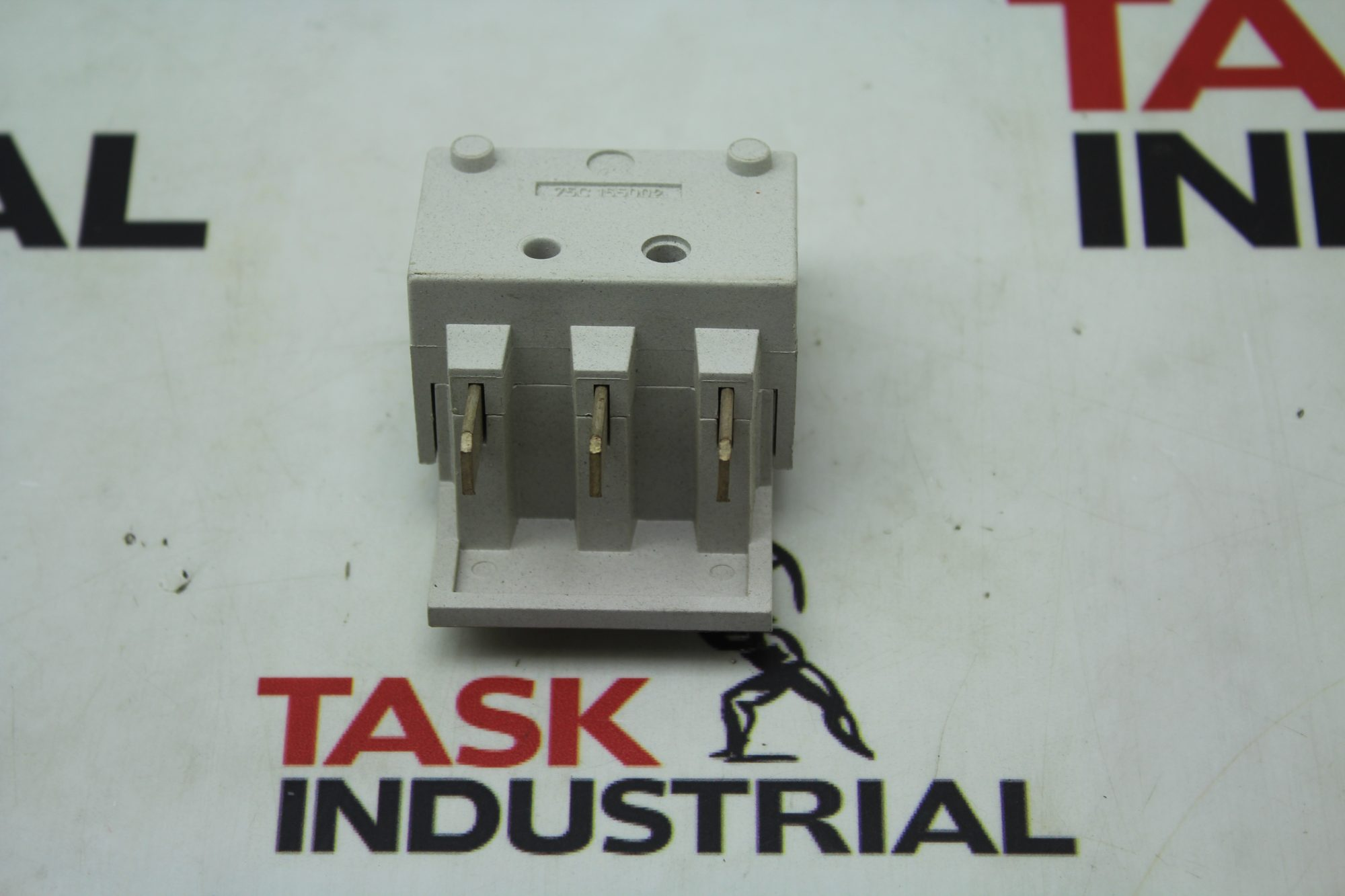 GE 75C 155002 Male Terminal Block