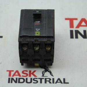 Square D 10-kA 240v 30Amp Circuit Breaker