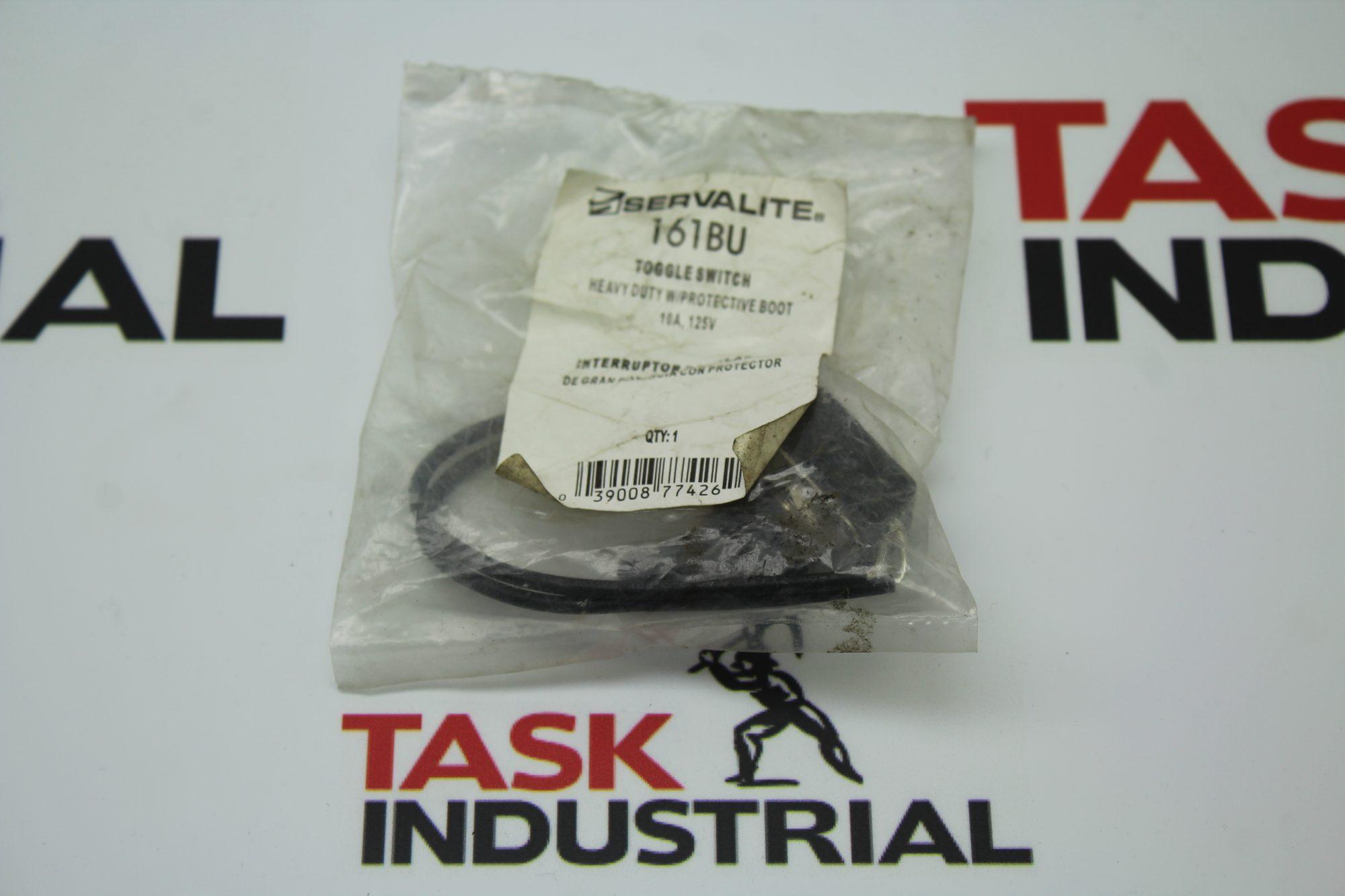 Servalite 161bu Toggle Switch W Protective Boot