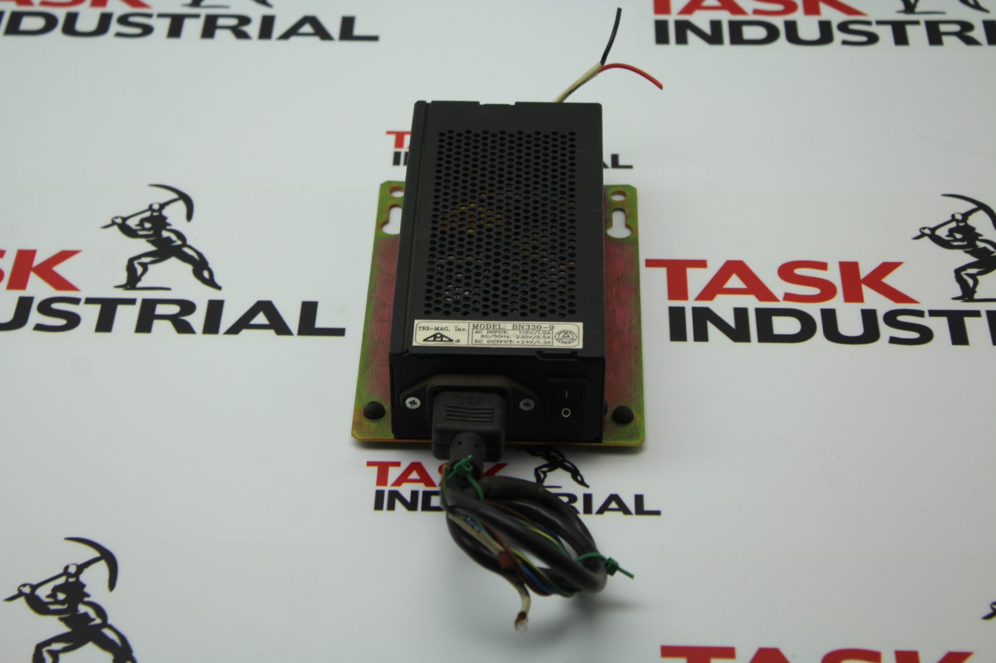 TRI-MAG Model: BN330-9 Quickpanel Power Assembly