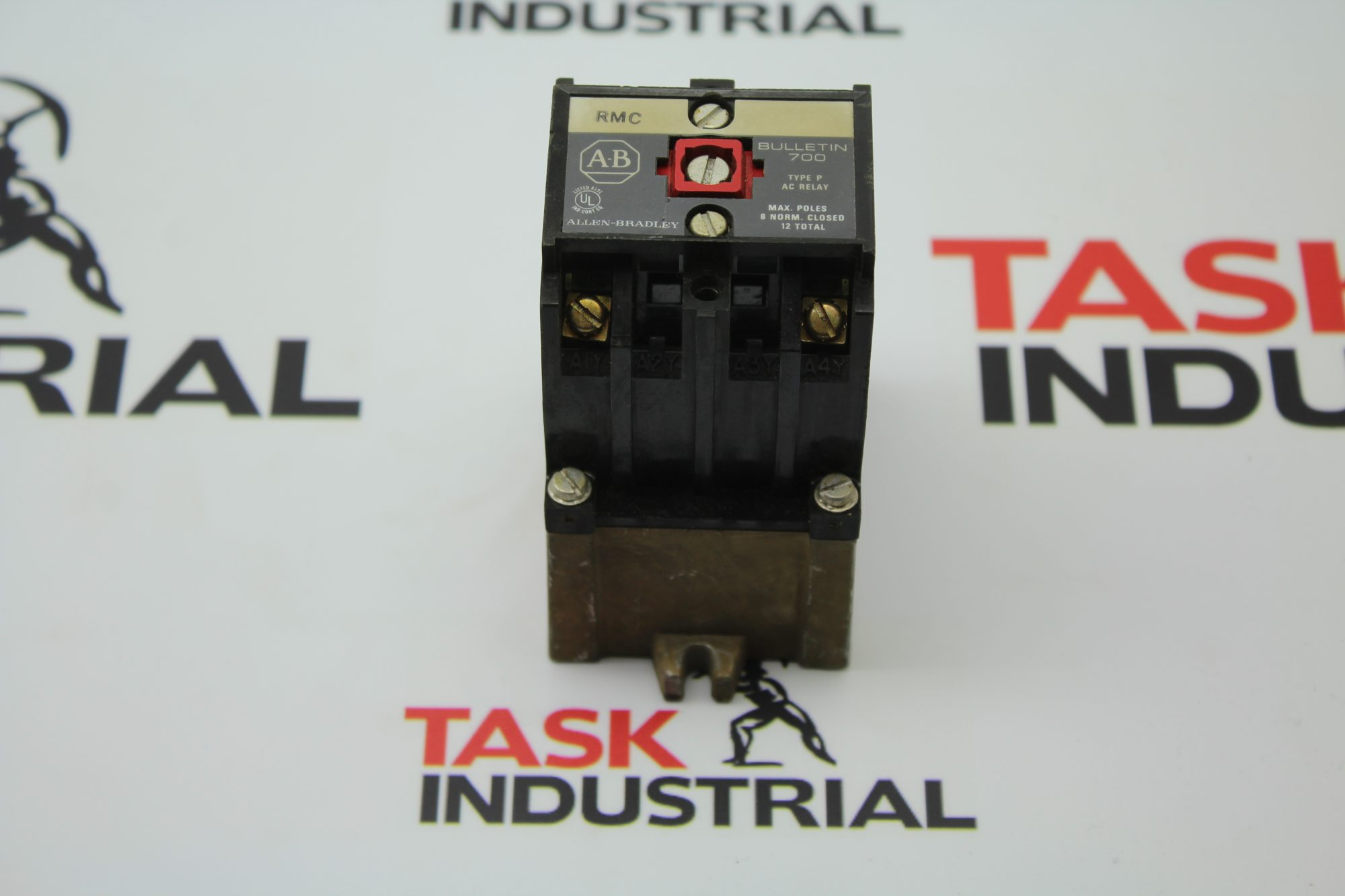 Allen-Bradley Convertible Contact Control Relay CAT NO 700-P200A1