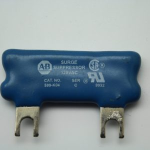 Allen-Bradley Surge Suppressor CAT NO 599-K04
