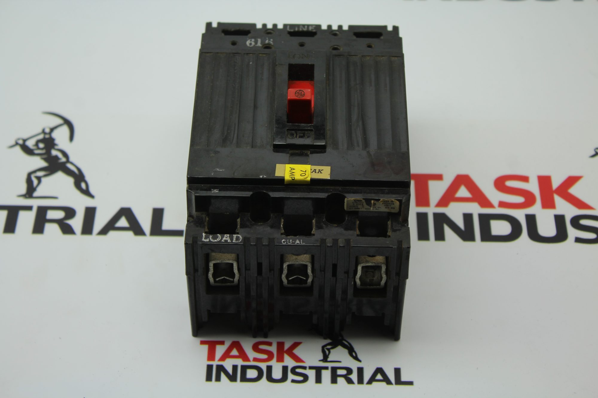 General Electric HI-BREAK 70AMP Circuit Breaker