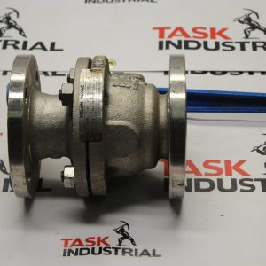 Velan Valvac Body: CF8M Stem: 316 Ball Valve