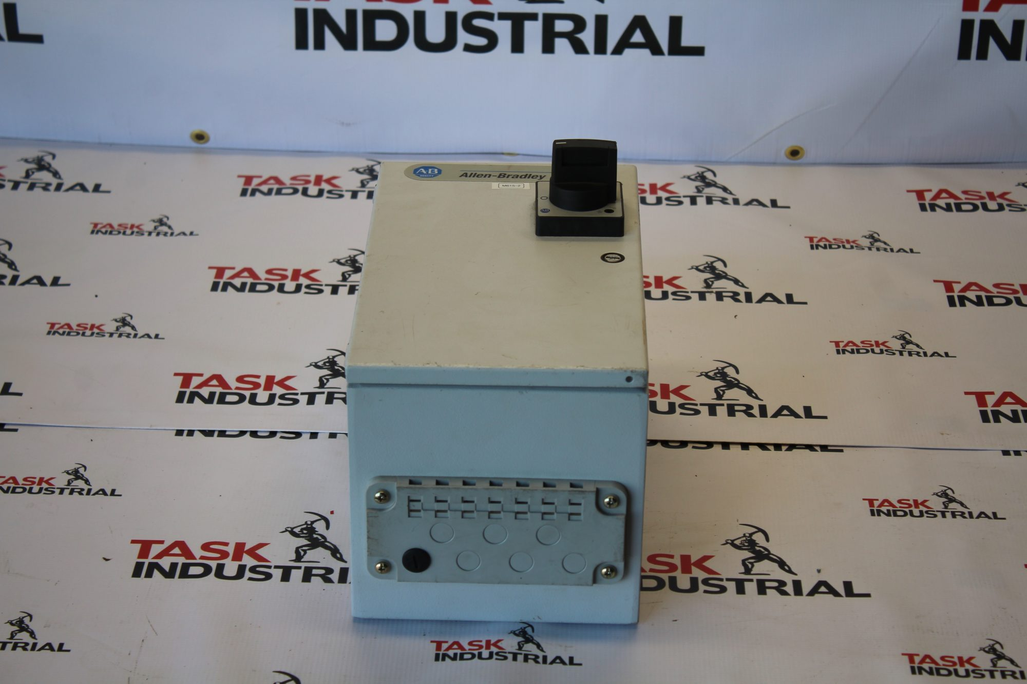 Allen-Bradley CAT NO. 198E-DF1488G1B Industrial Control Panel Enclosure