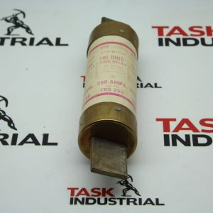 GOULD SHAWMUT Time Delay Fuse TRS 250 250 Amps (Lot of 3)