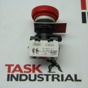 BACO 23E01 Push Switch Red