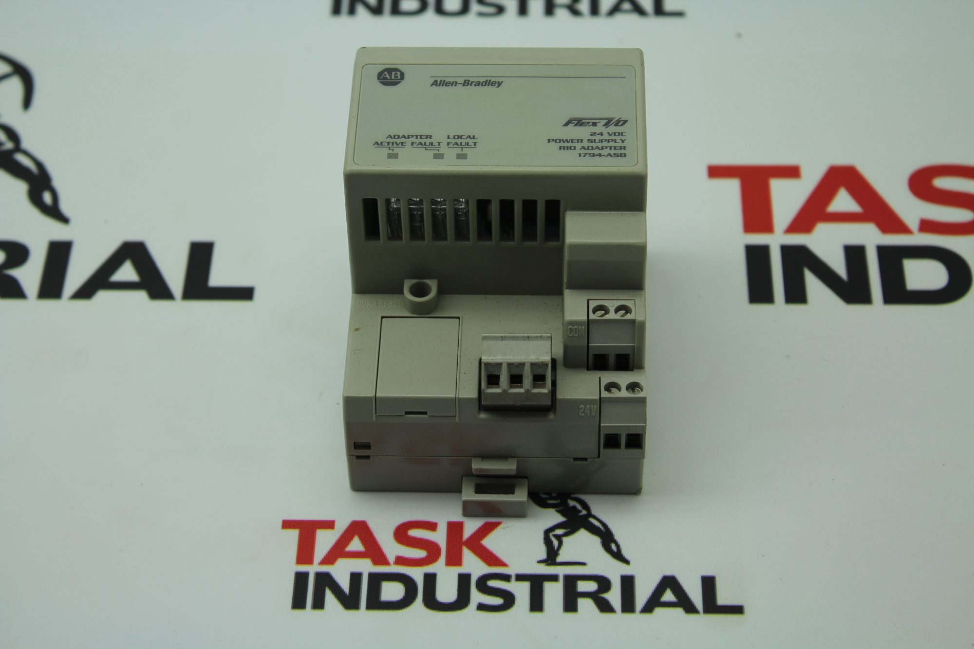 Allen-Bradley 1794-ASB Power Supply RIO Adaptor 24VDC