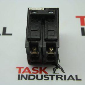 Cutler-Hammer Circuit Breaker A-5501 TYPE BA 100Amp