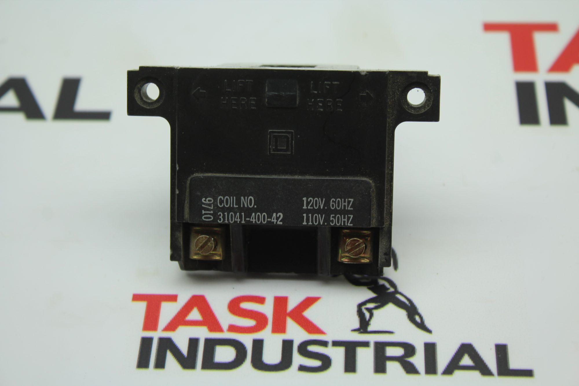 Square D Coil No. 310410400-42