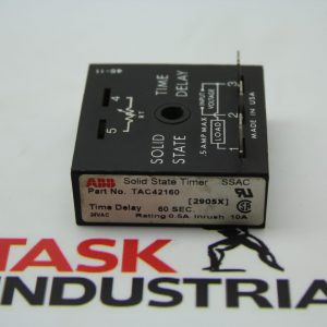 ABB Solild State Timer Part No. TAC42160