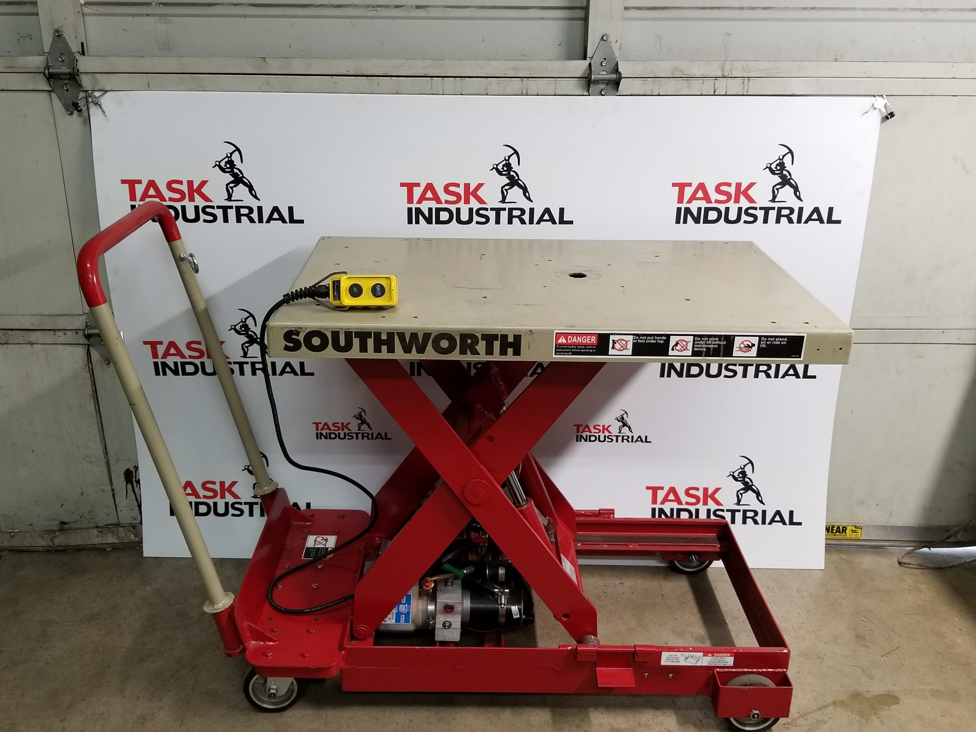 Southworth Lift Table Model No Cll1 1 26