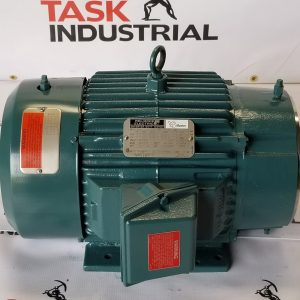 Reliance Electric Inverter Duty Motor 10HP, 1765RPM, L 215TC FRAME