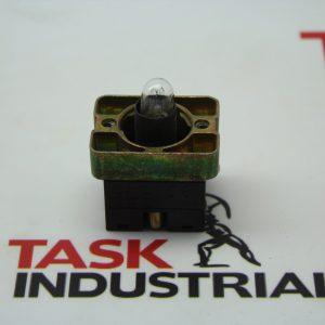 Automation Direct ECX 1050 Lamp Holder Base w/bulb
