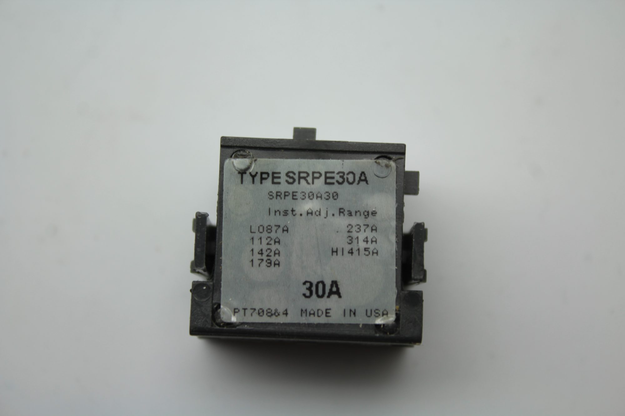 GE Spectra RMS Accessory TYPE SRPE30A30