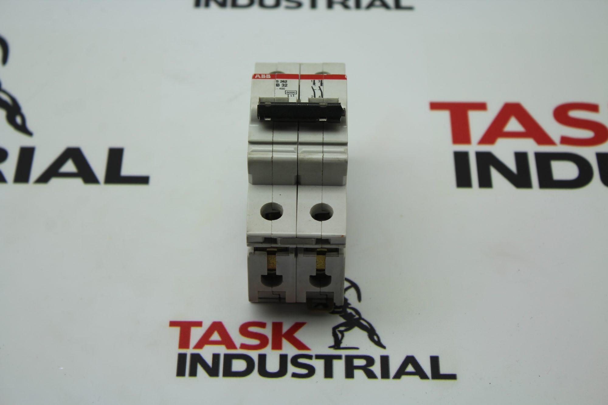 ABB Circuit Breaker S 262 B32