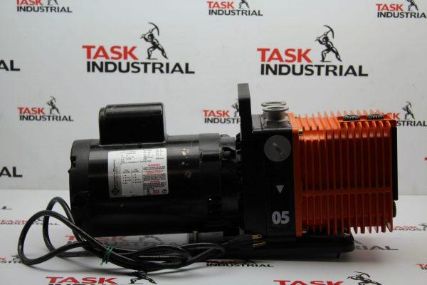 Franklin Electric MOD 1101006401 1/2HP, 1725/1425RPM, 56C FRAME, 1PH Vacuum Pump Motor