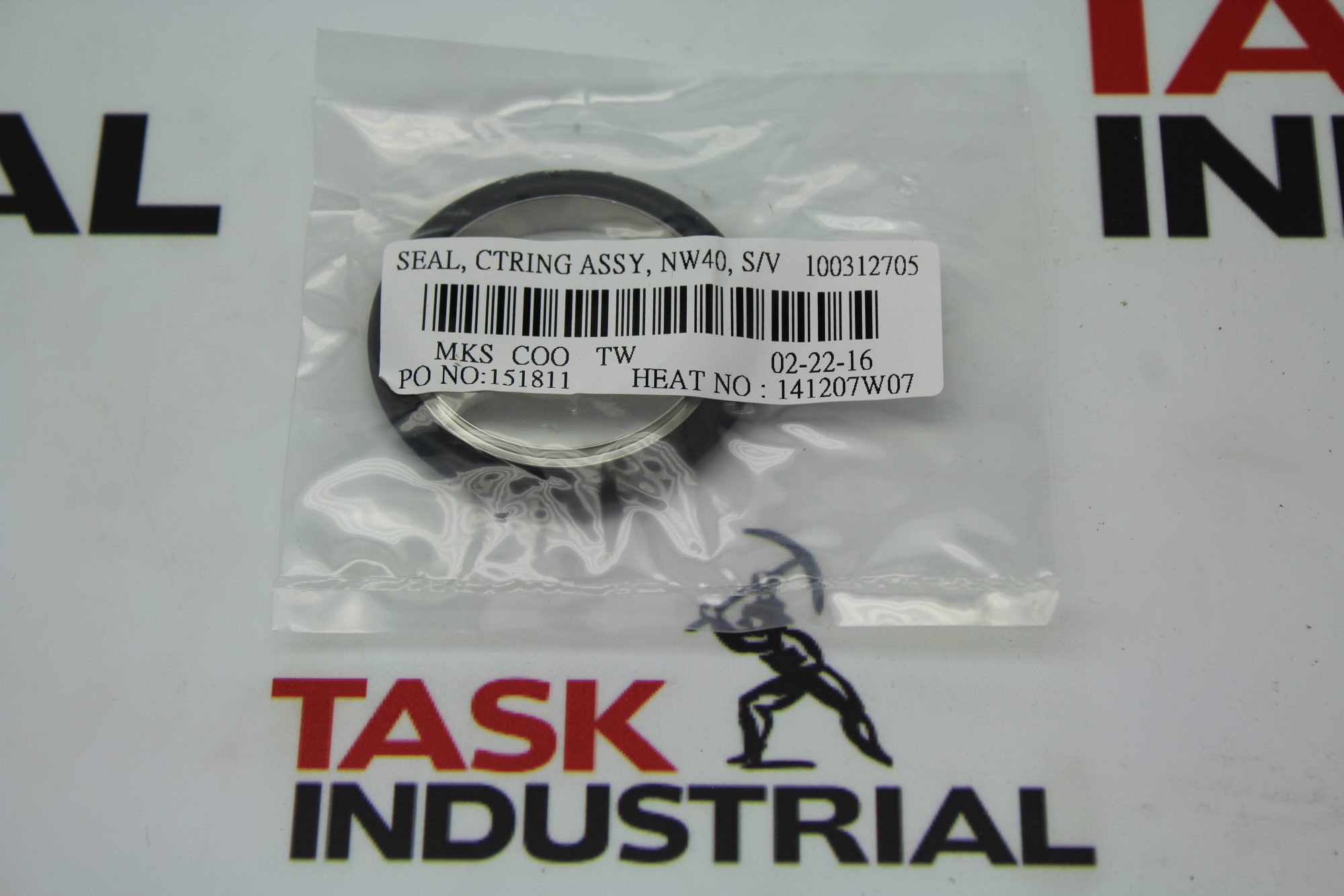 MKS Seal Ctring Assy NW40 100312705