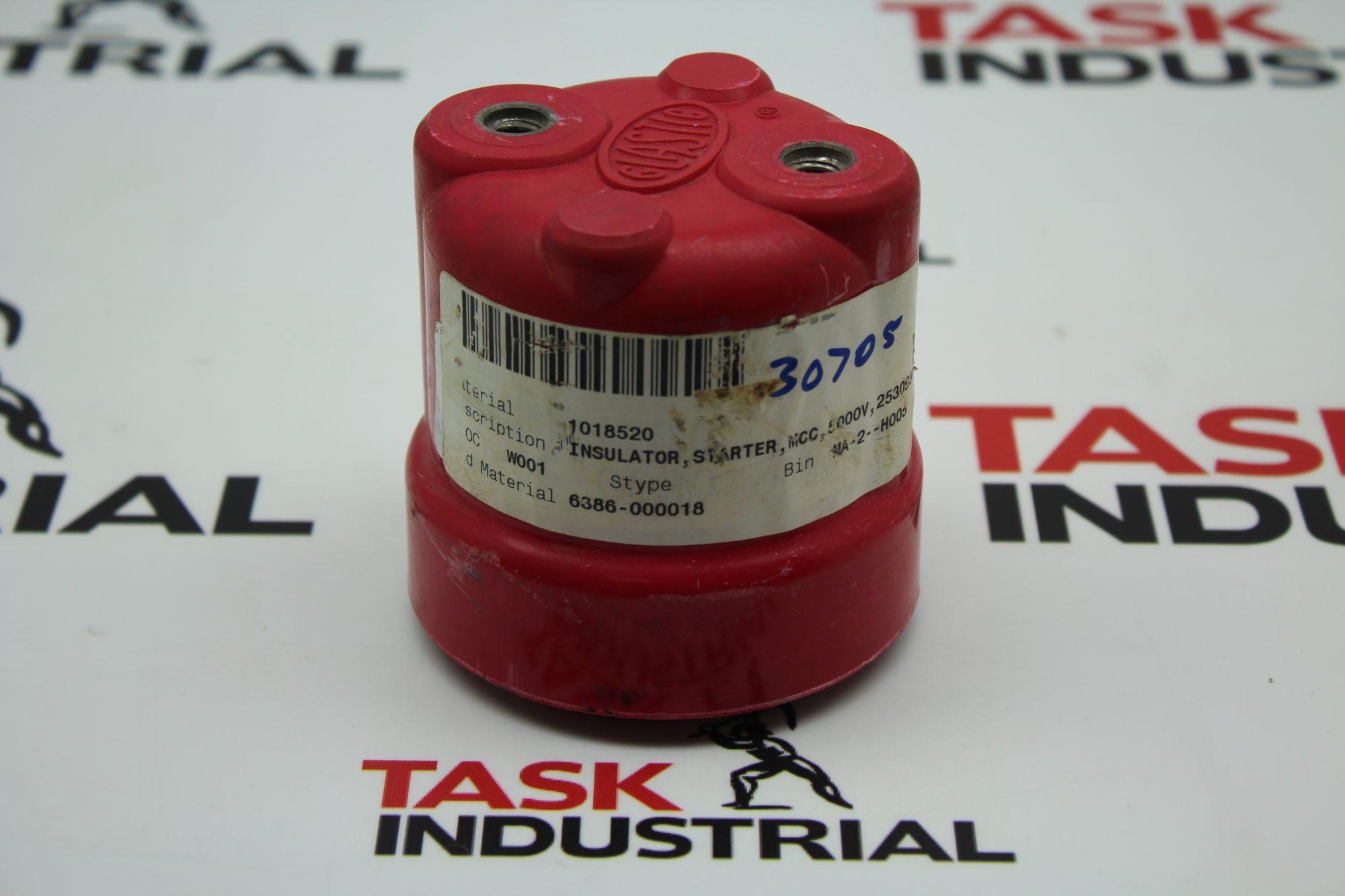 Glastic Insulator, Starter 6386-000018