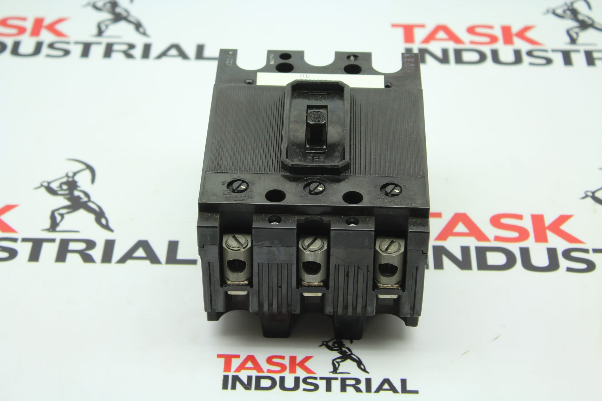 Siemens ITE EF3A025 3P 25A 600V Circuit Breaker