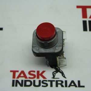 Allen-Bradley Push Button Red CAT No. 800T-B... Series T Type 4,13