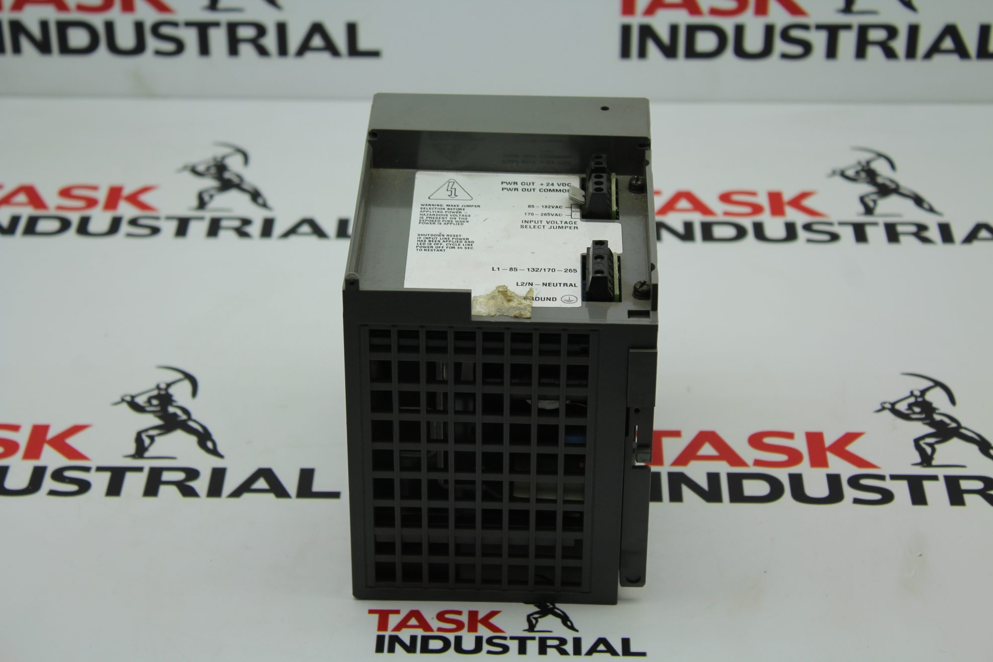 Allen-Bradley CAT No. 1746-P4 Power Supply
