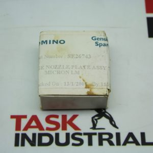 Domino P/N SE26743 Exchange Nozzle Plate Assy Mircon LM