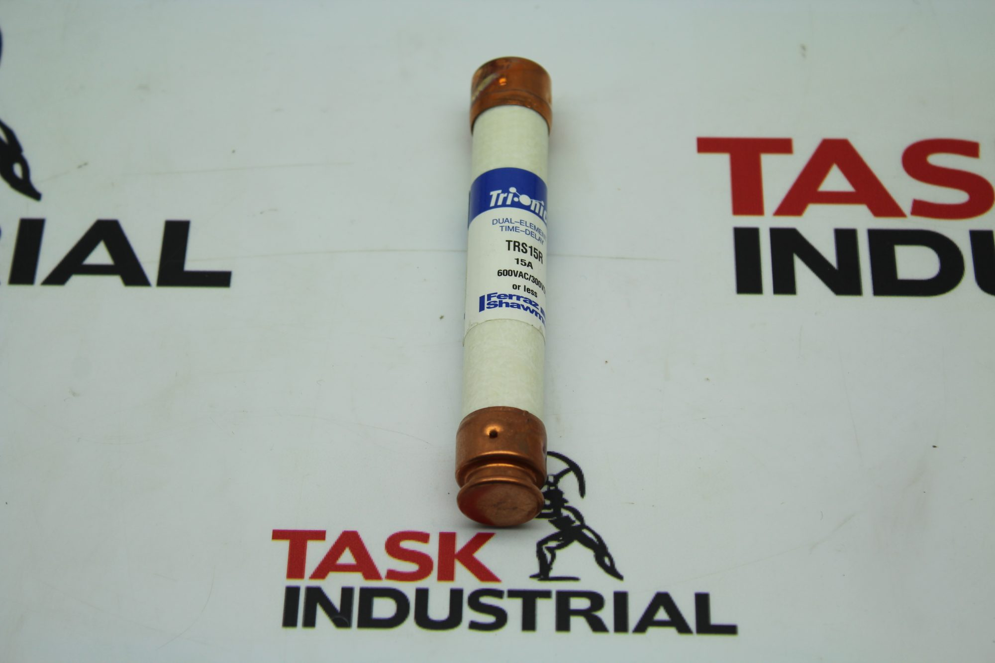 Trionic Dual-Element Time-Delay TRS15R 15A Fuse